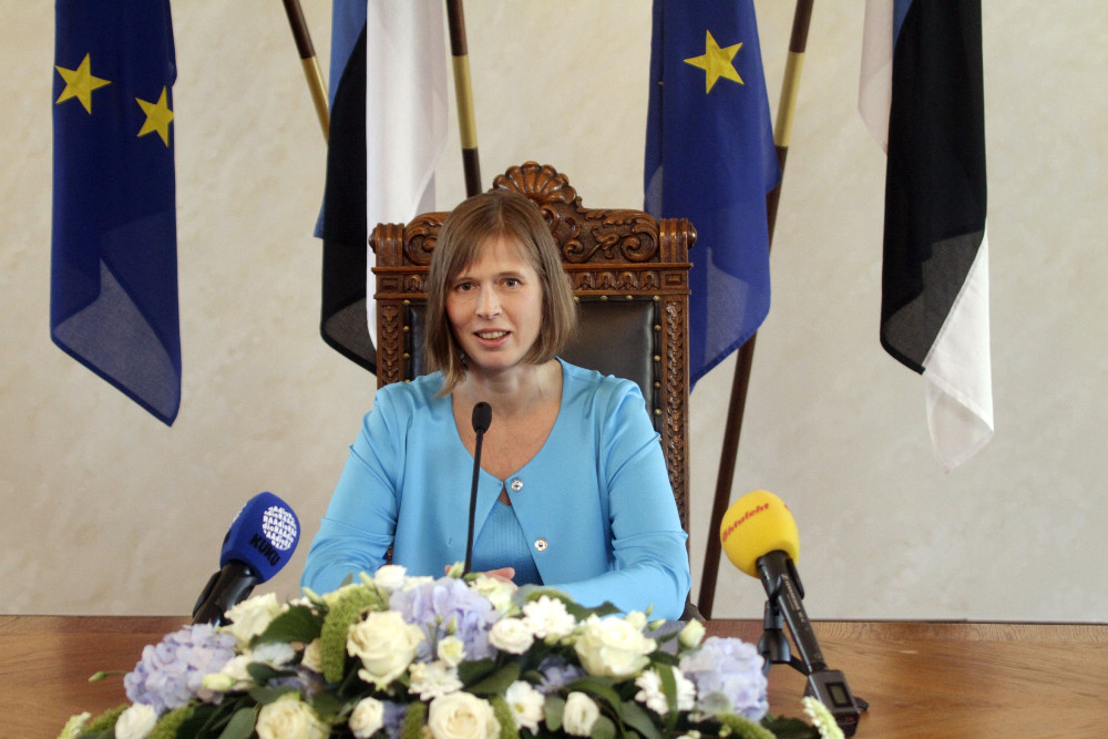 Kersti Kaljulaida