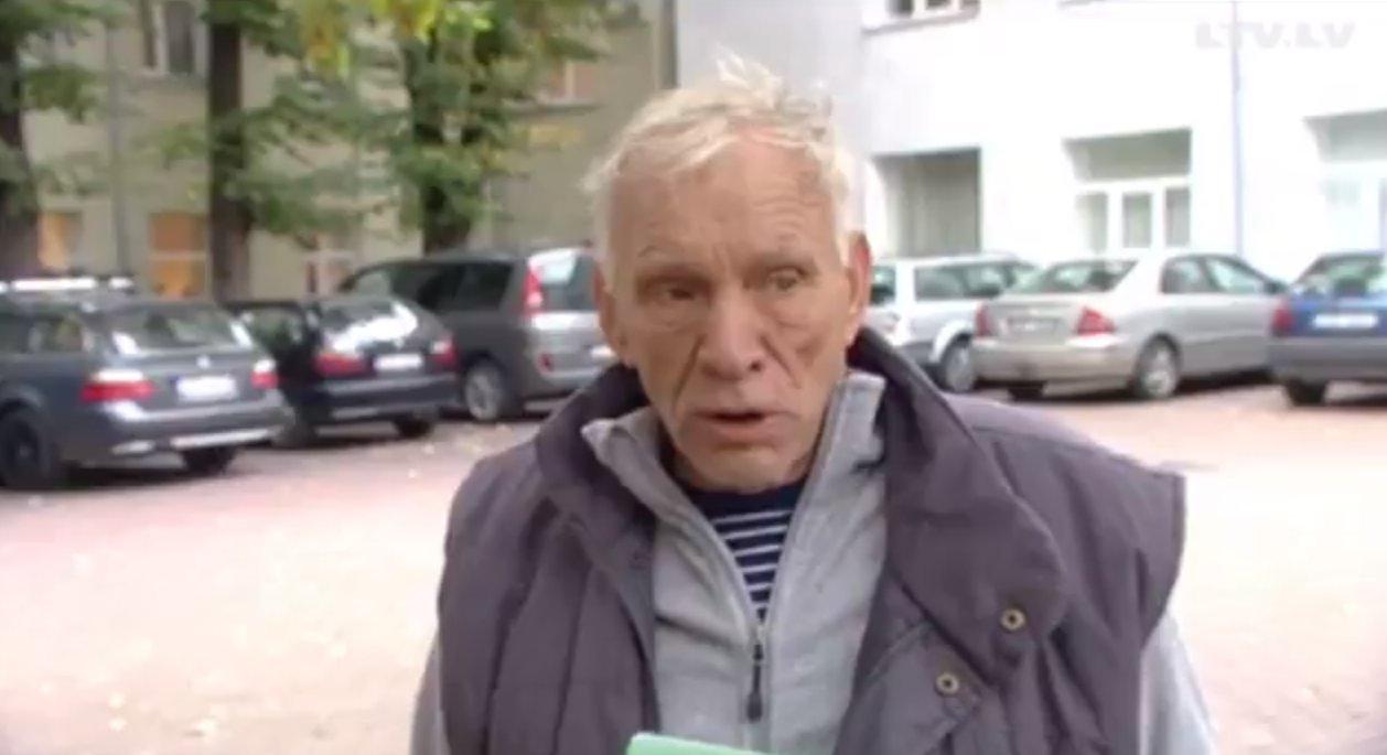 Ekrānšāviņš no LTV video