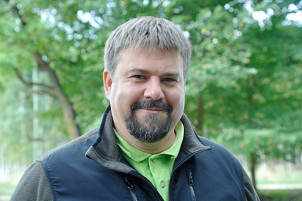 Dr. silv. Dagnis Dubrovskis, LLU Meža fakultātes dekāns