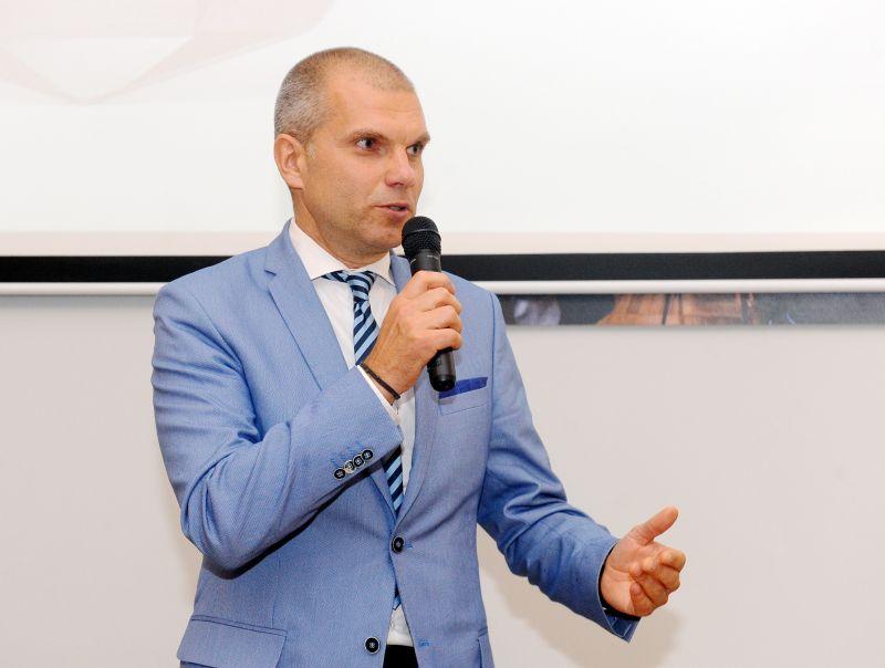 LRTK prezidents Aigars Rostovskis