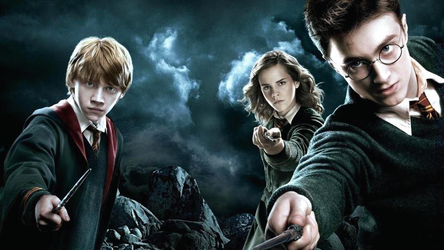 """""""Harijs Poters"""""""