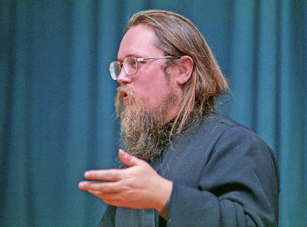 Krievijas pareizticīgais garīdznieks Andrejs Kurajevs