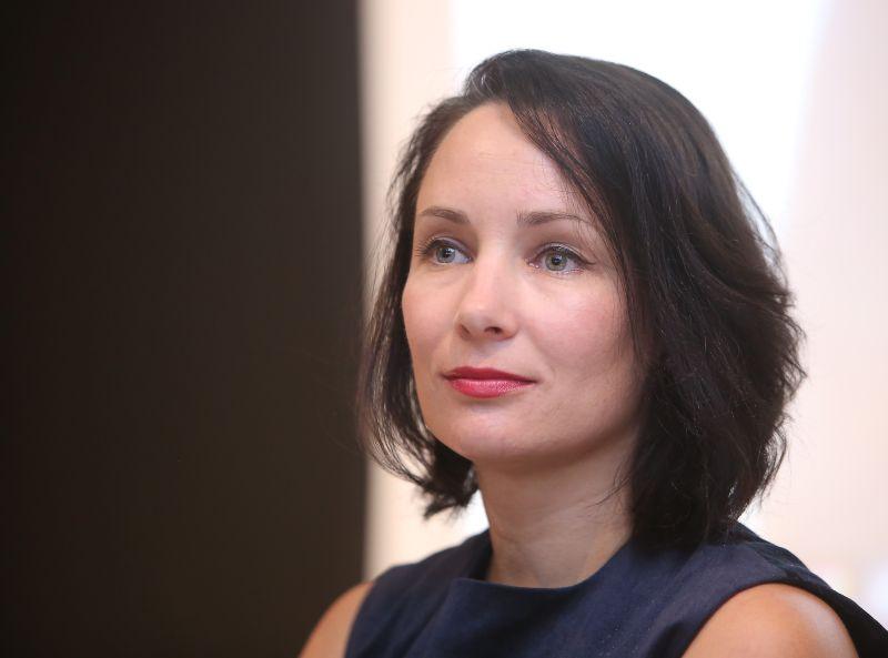 """Dagnija Lejiņa, """"Digital Freedom Festival"""" līdzdibinātāja"""
