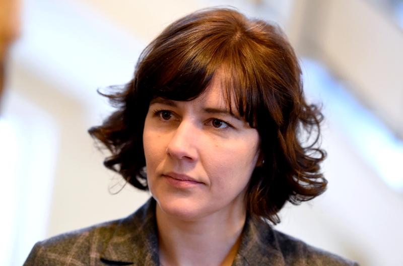 Finanšu ministre Dana Reizniece – Ozola.