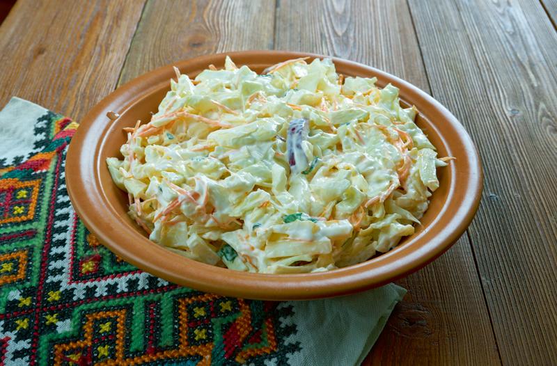 Salāti ar diedzējumiem