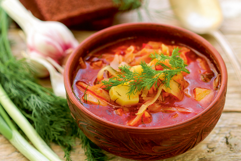 Zupa ar tomātiem