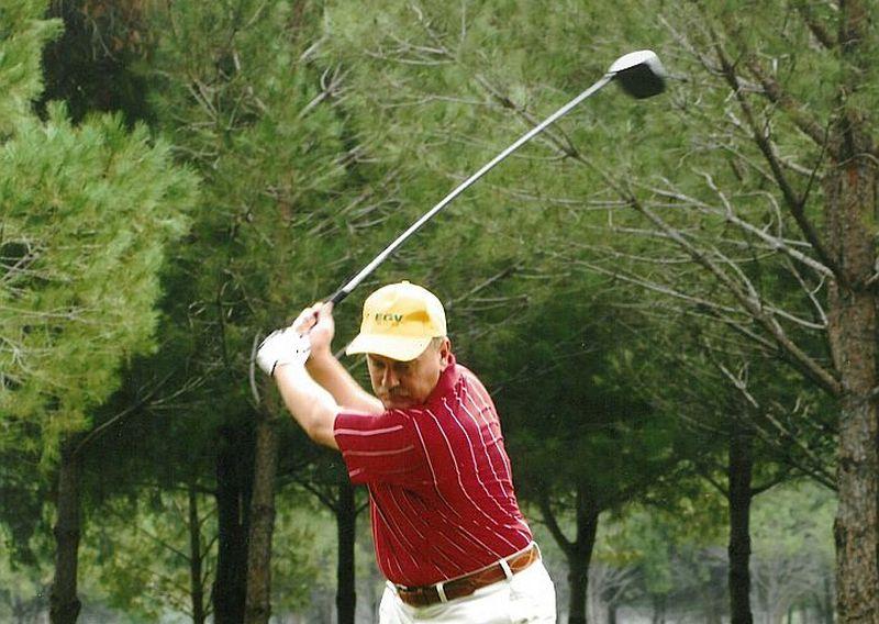 Golfs ir pazīstamā ginekologa Voldemāra Lejiņa aizraušanās jau daudzus gadus.