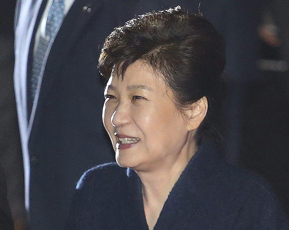 Bijusī Dienvidkorejas prezidente Paka Gunhje