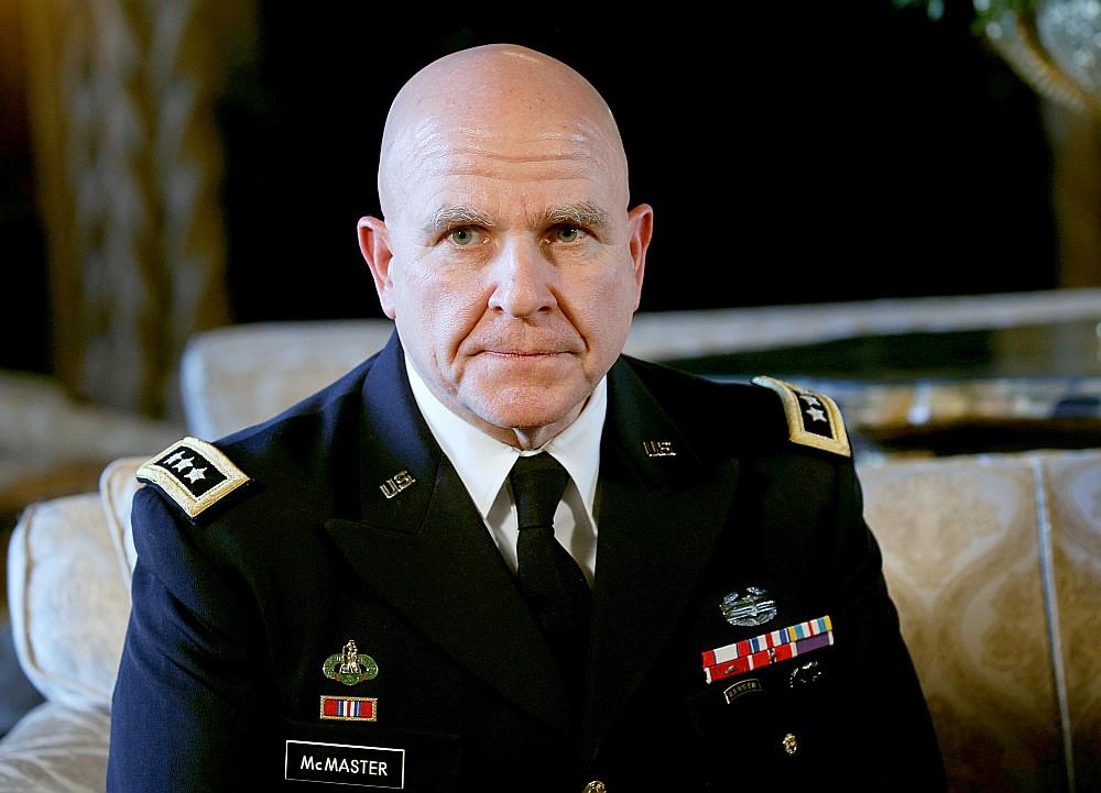 ASV prezidenta Donalda Trampa padomnieks nacionālās drošības jautājumos ģenerālis Herberts Makmāsters