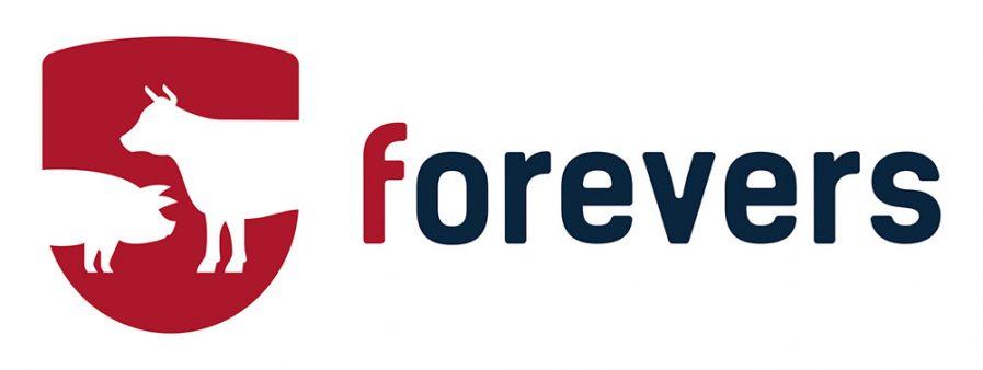 """""""Forevers""""  jaunais logo"""