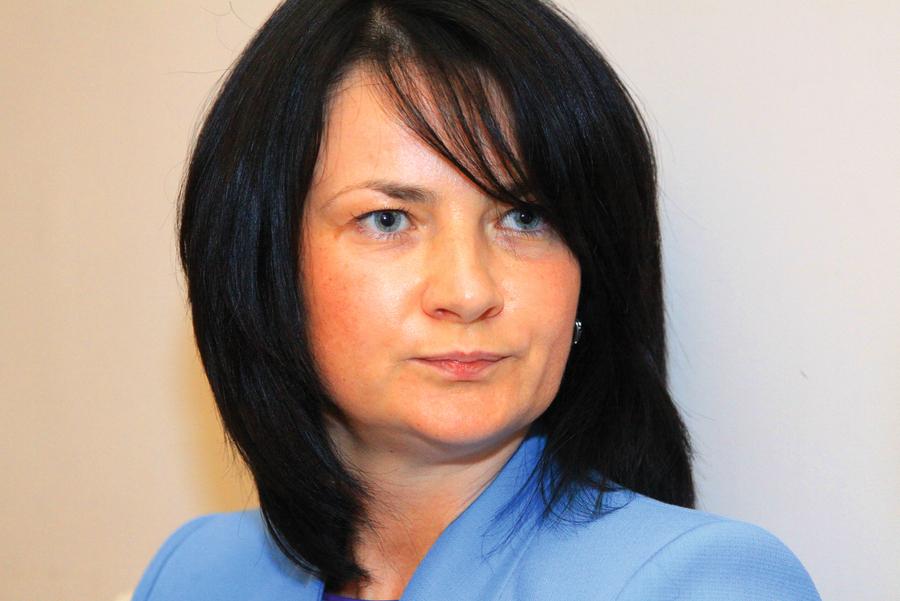 Aivara Lemberga sieva Kristīne