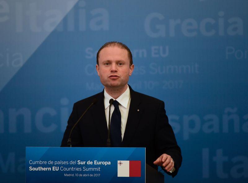 Maltas premjerministrs Džozefs Muskats