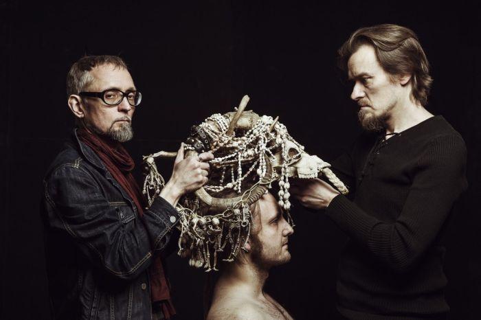 """Trio Pekko Käppi & K:H:H:L jeb tulkojumā """"beigtā trakā zirga kauli"""" no Somijas."""