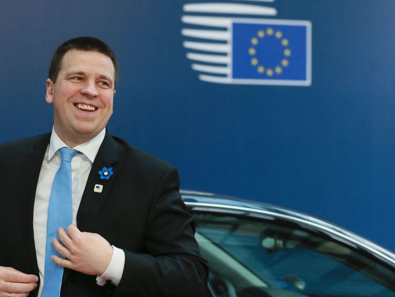 Igaunijas premjerministrs Jiri Ratass