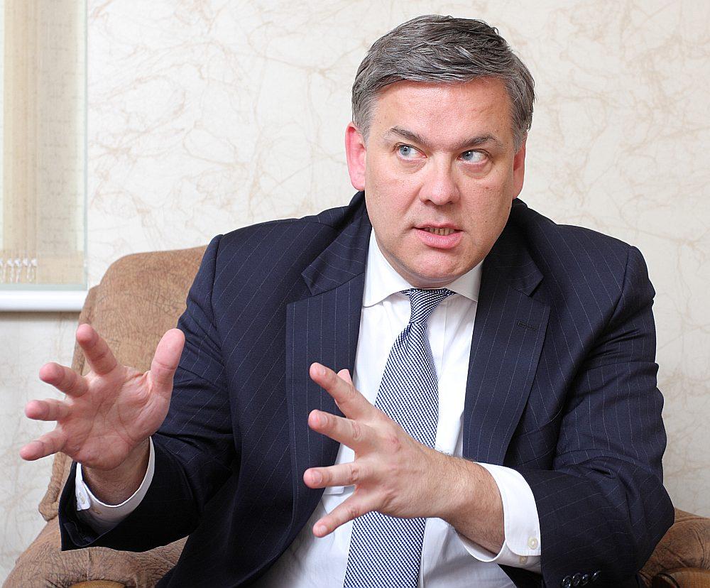 Latvijas goda konsuls Čikāgā Roberts Blumbergs