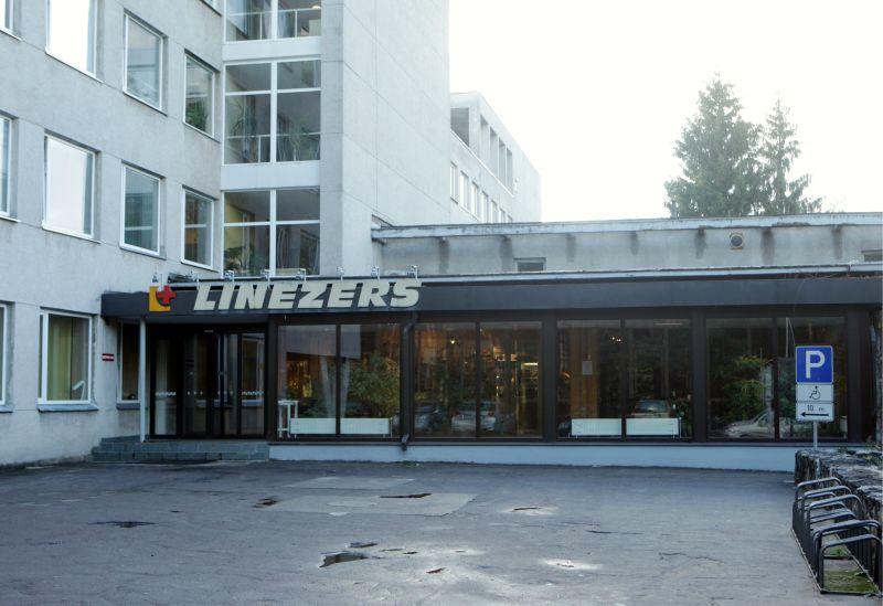 """SIA """"Rīgas Austrumu klīniskā universitātes slimnīca""""  klīnika """"Linezers""""."""
