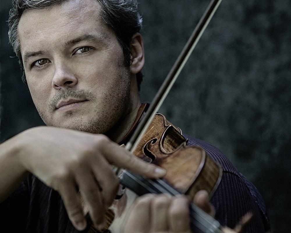 """""""Viņš ir labākais no vijolniekiem, kurus esmu dzirdējis. Pilnībai vistuvākais,"""" tā V. Repinu reiz raksturojis leģendārais vijolnieks un diriģents Jehudi Menuhins."""