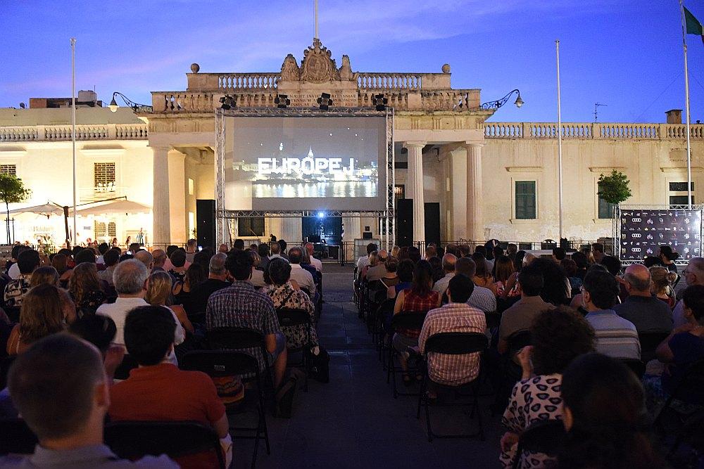 Valletas filmu festivālā šomēnes, kas ir viens no Maltas ES prezidentūras kultūras pasākumiem.