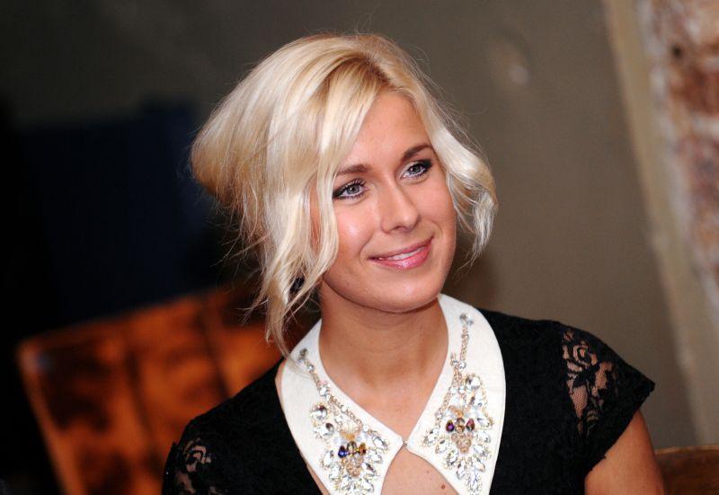 Dziedātāja Liene Šomase