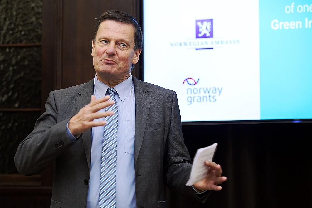 Ēgils Hāgens Steiners, Norvēģijas Karalistes ārkārtējais un pilnvarotais vēstnieks Latvijā