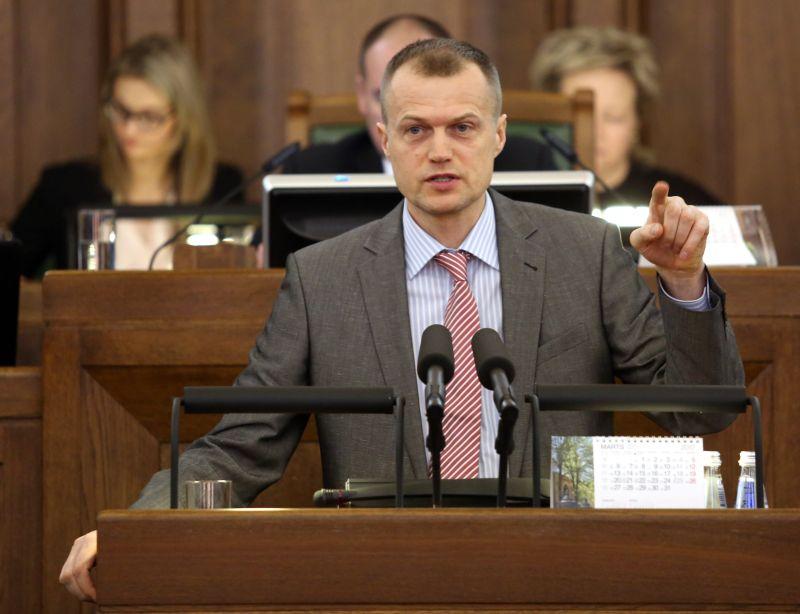 Saeimas deputāts Ivars Zariņš