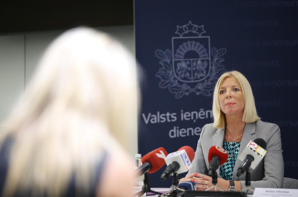 """VID preses brīfings par portāla """"ss.lv"""" apturēšanu"""