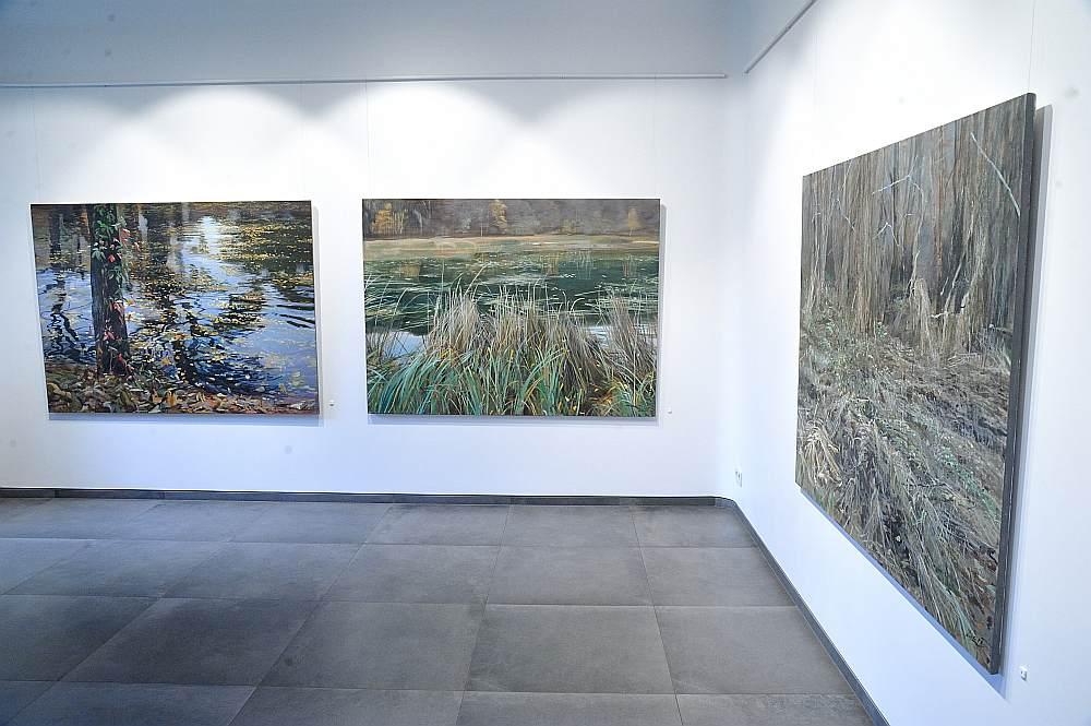 Katrs no Daces Lielās audekliem pierāda glezniecības tiesības saukties par galveno starp vizuālajām mākslām.