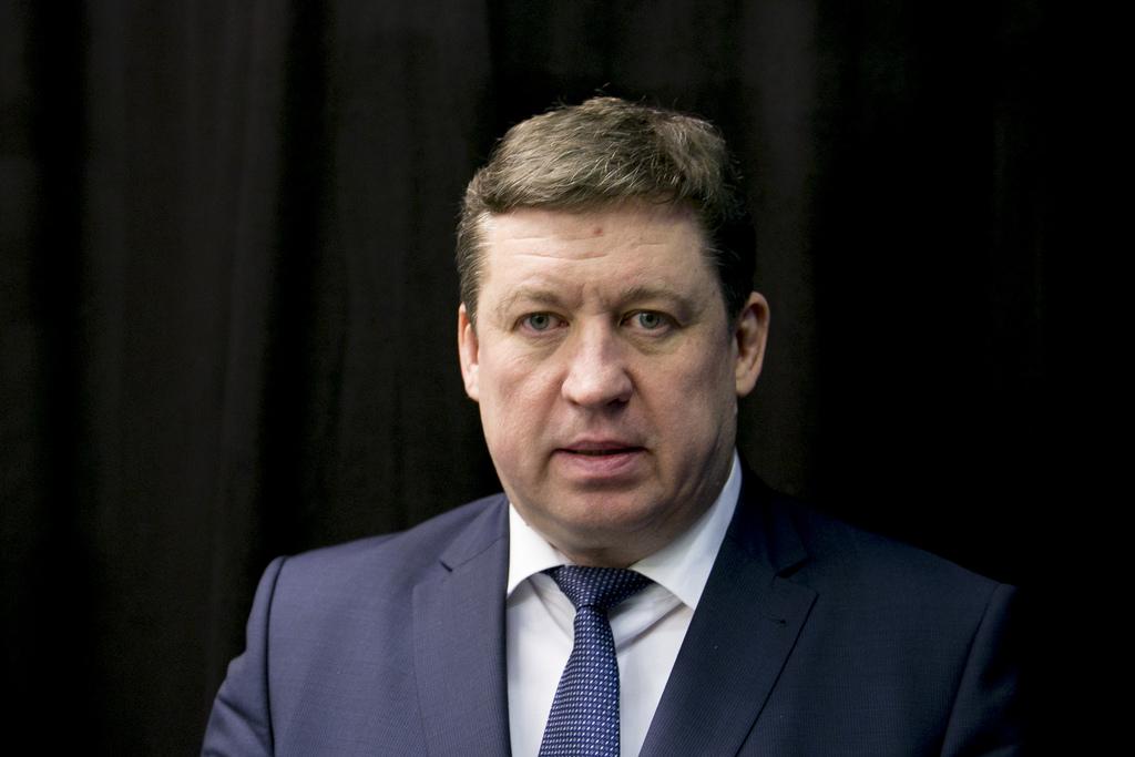 Lietuvas aizsardzības ministrs Raimunds Karoblis
