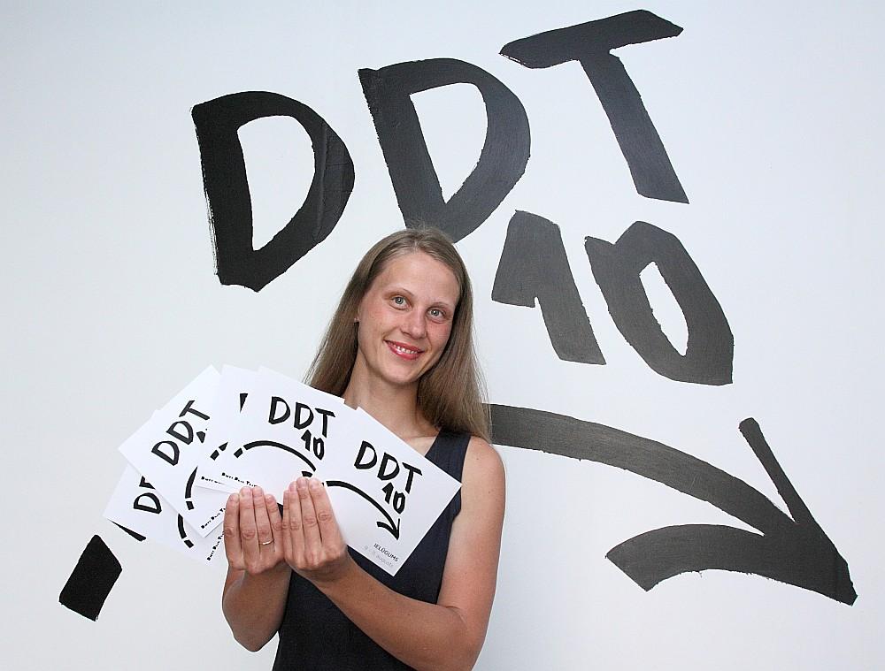 """""""Dirty Deal Teatro"""" vadītāja Anna Sīle aicina uz teātra desmitgades svinībām no 9. līdz 11. augustam."""