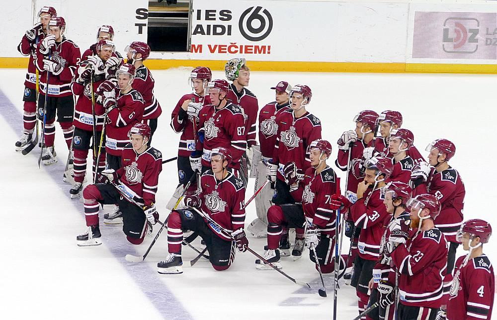 """Rīgas """"Dinamo"""" šosezon jābūt nopietnākam spēkam nekā vairākās iepriekšējās sezonās."""