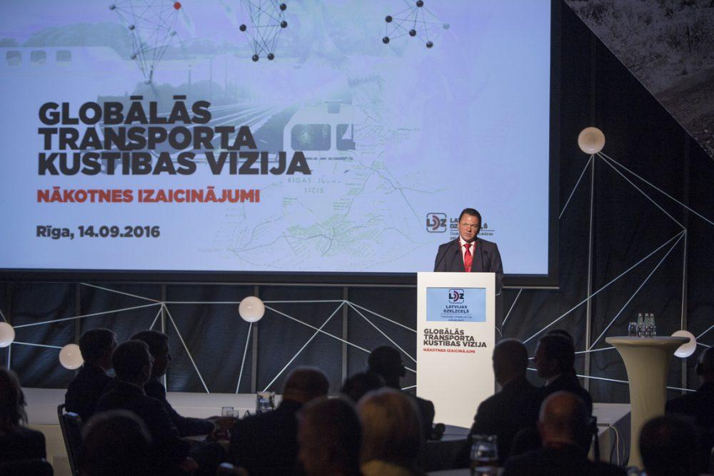 """Ieskats pagājušā gada konferencē """"Globālās transporta kustības vīzija. Nākotnes izaicinājumi"""""""