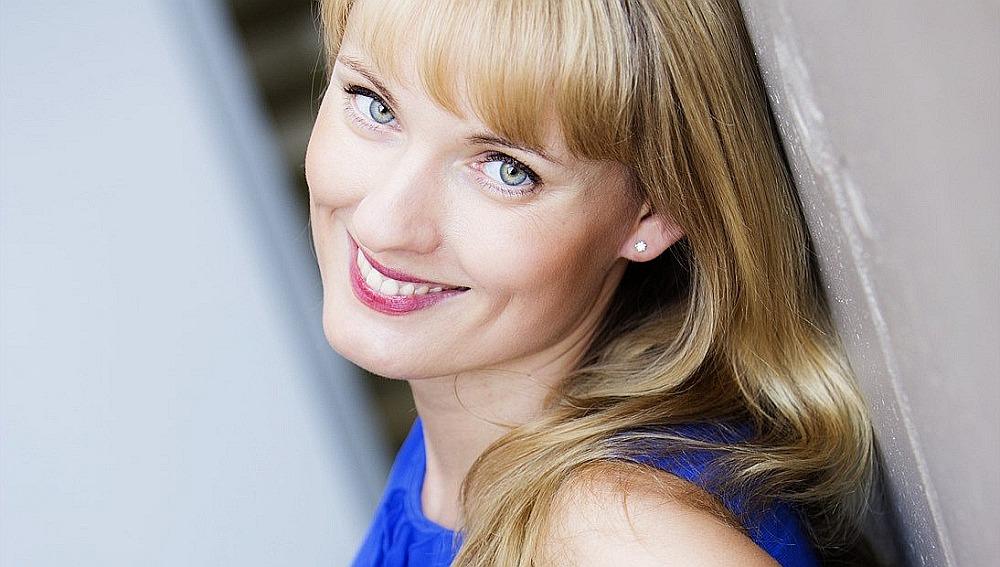 Liepājas Ērģeļmūzikas festivāla atklāšanas koncertā uzstāsies arī virtuozā ērģelniece Liene Andreta Kalnciema.