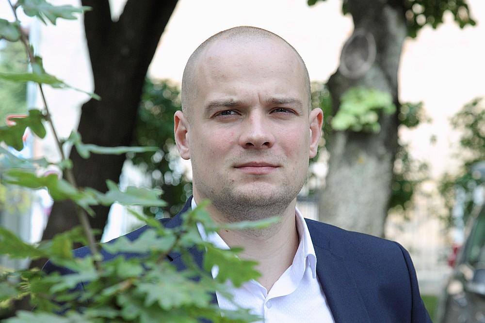 LMSP izpilddirektors Jānis Švirksts