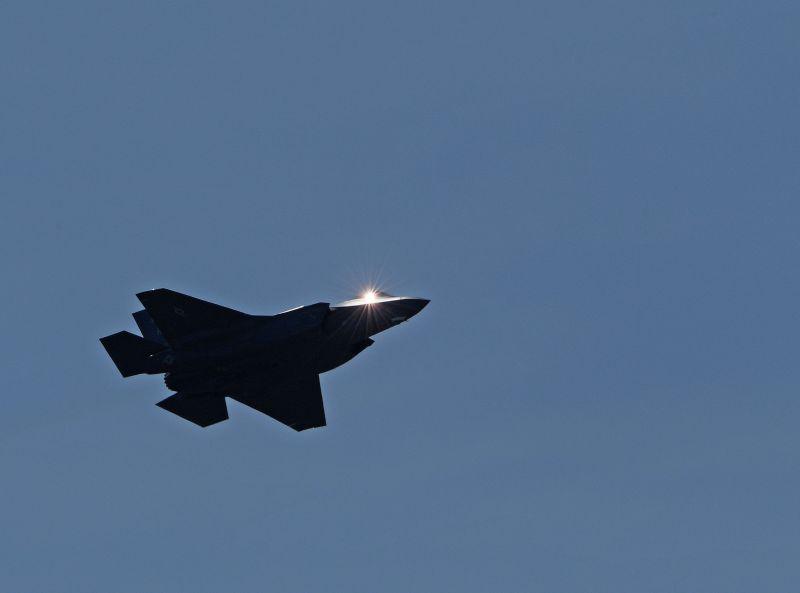 """Amerikāņu """"F-35"""""""