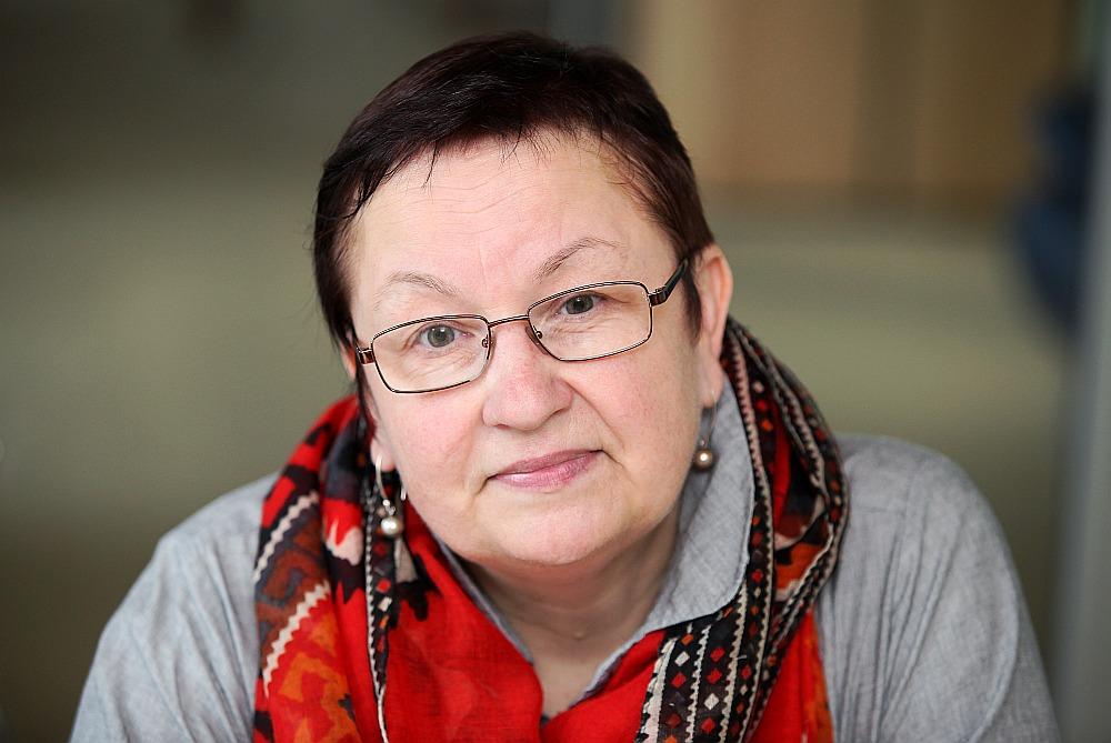 Laima Geikina, Latvijas Universitātes profesore