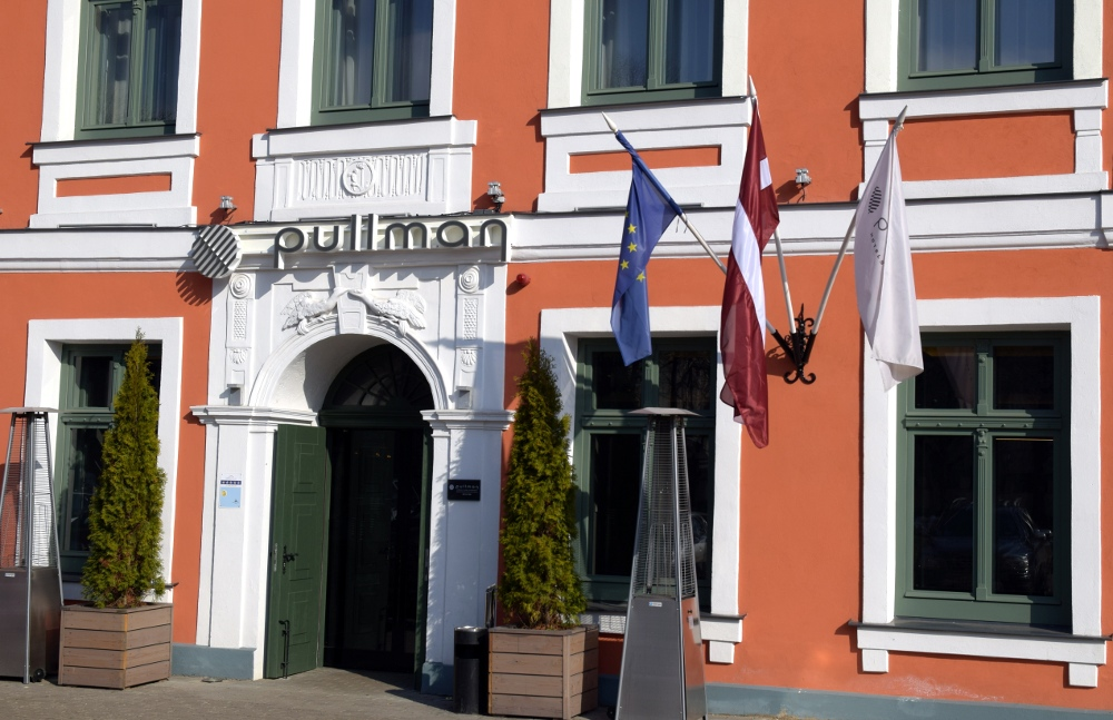 "Viesnīca ""Pullman Riga Old Town"""