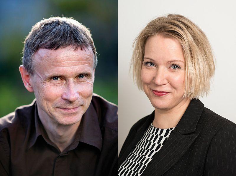 Priekšsēdētāja Jirko Vainonena un izpilddirektores Suvi Oinonenas vadītā Somijas Rakstnieku savienība cīnās par literātu materiālā stāvokļa uzlabošanu un par vārda brīvību.