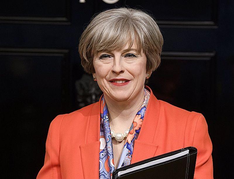Tiso kundzes vaska figūru muzejā Londonā tikko izvietota premjerministres Terēzes Mejas skulptūra, bet to var nākties drīz aizvākt, jo viņas valdība var krist.