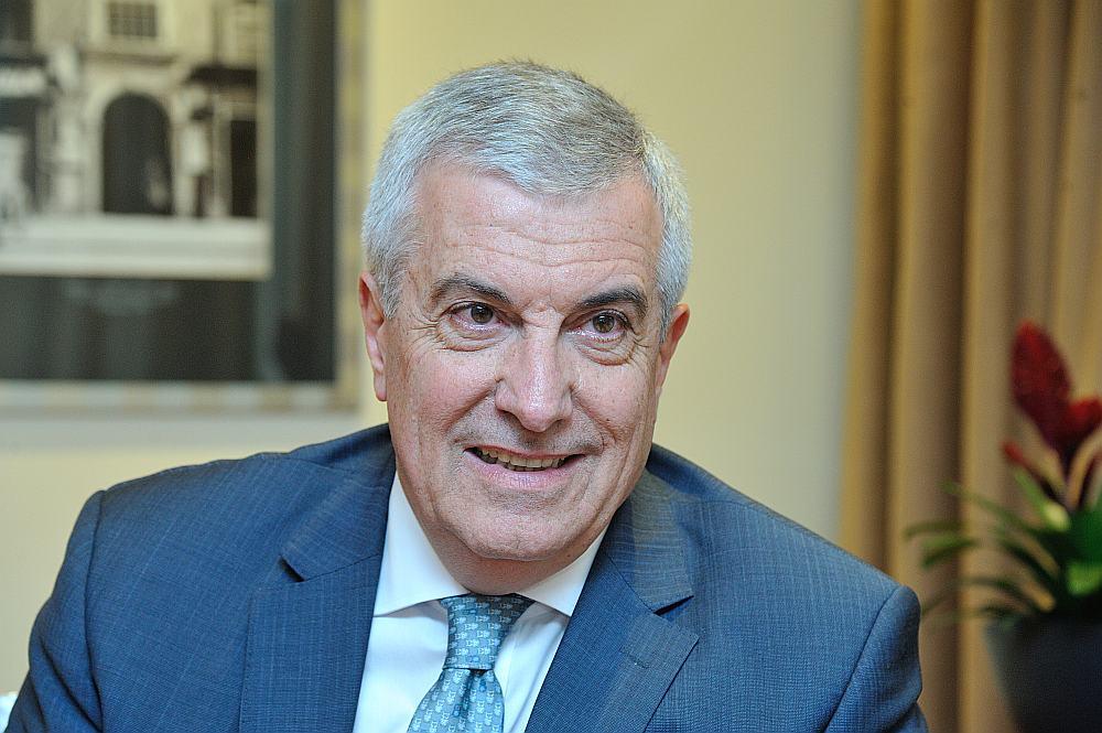 Rumānijas Senāta priekšsēdētājs Kelins Popesku-Teričanu
