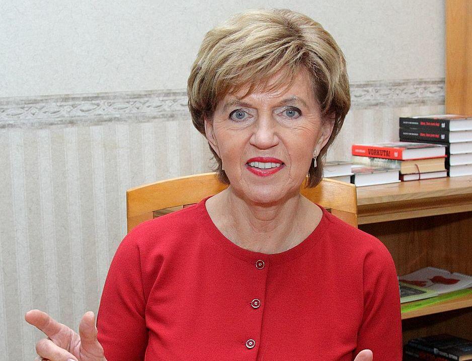 """Inese Vaidere, Eiropas Parlamenta deputāte (""""Vienotība"""")"""