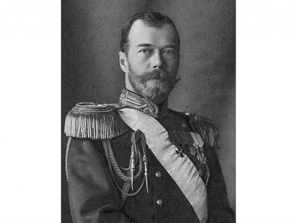 Nikolajs II Romanovs