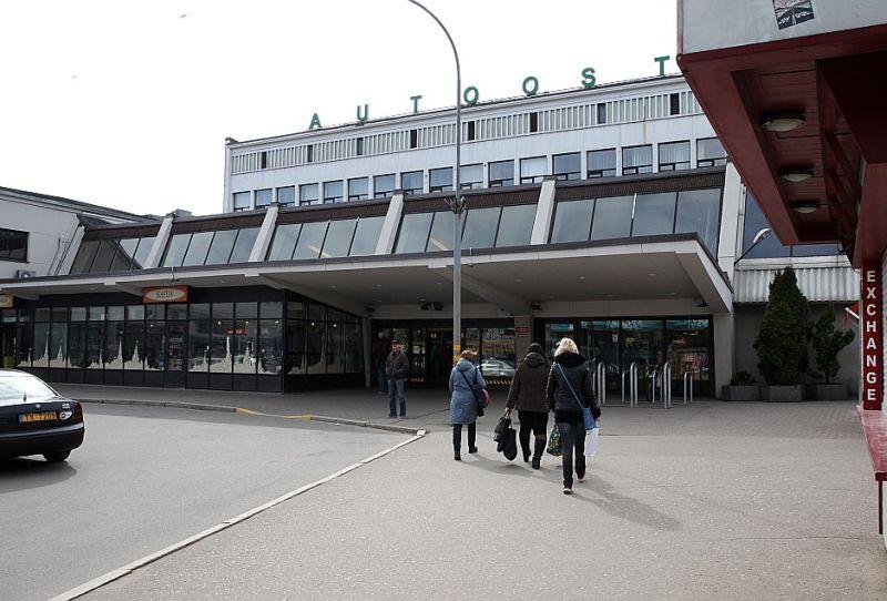 No 16. decembra Rīgas starptautiskajai autoostai taksometriem piekļuve liegta.