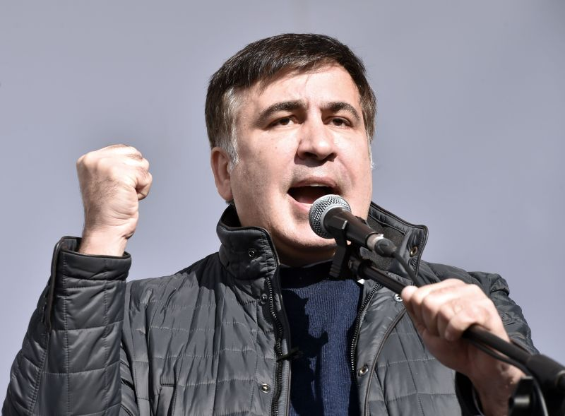 Mihails Saakašvili
