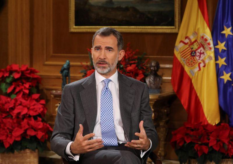 Spānijas karalis Felipe VI