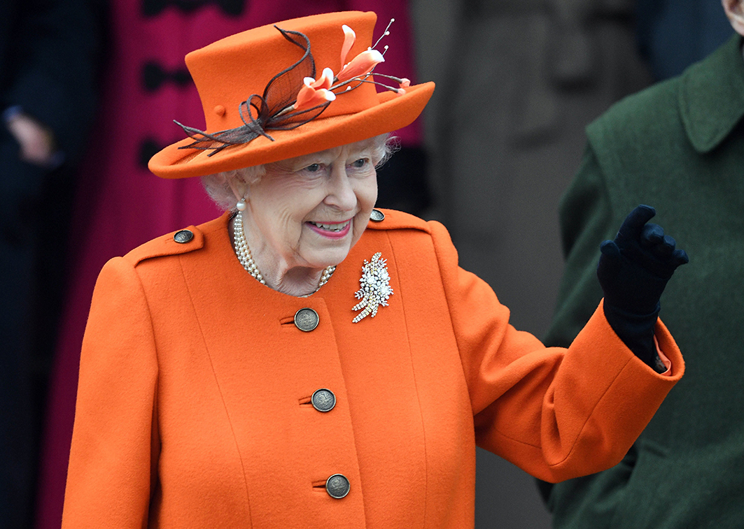 Karaliene Elizabete