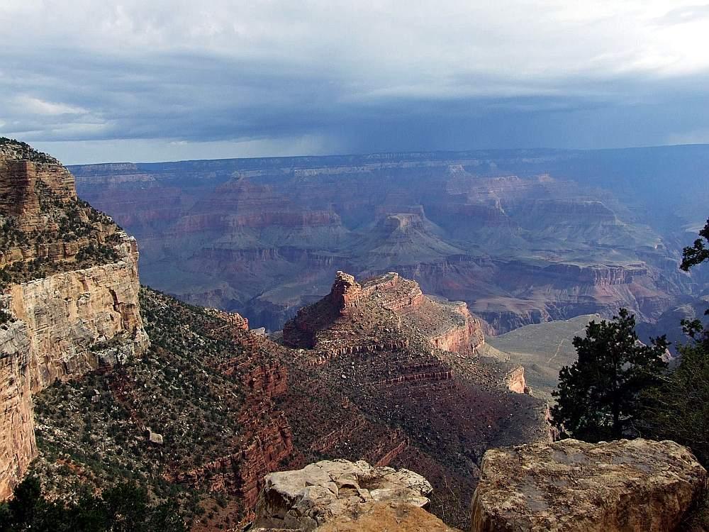 Skats Lielajā kanjonā.