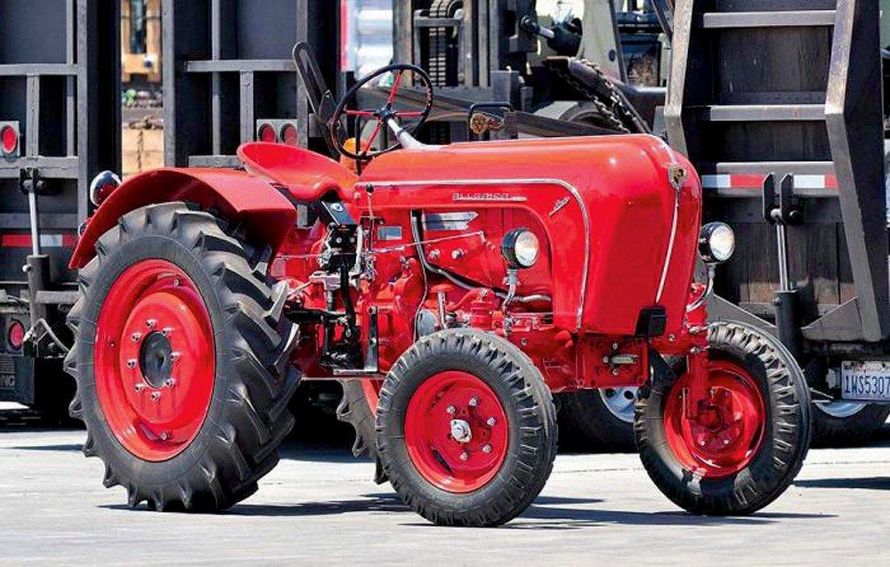 'Porsche' traktors