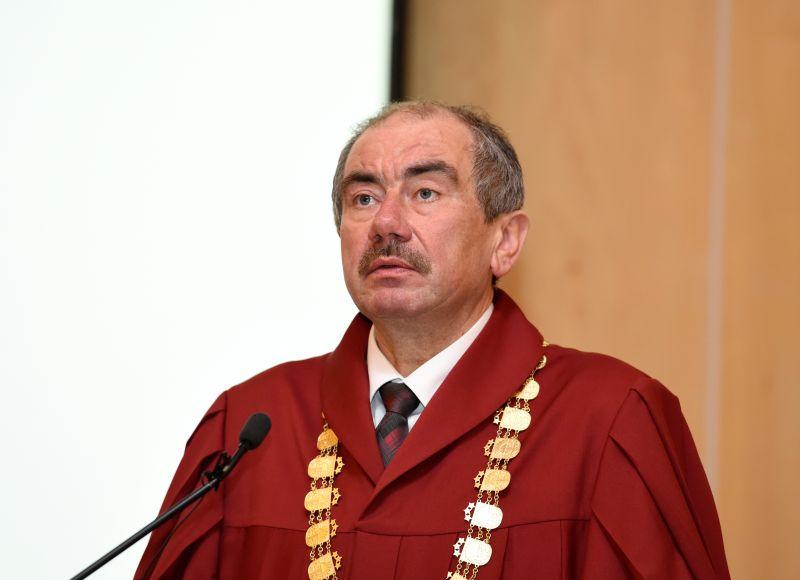 Augstākās tiesas priekšsēdētājs Ivars Bičkovičs