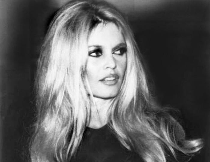 Brižita Bardo 1968. gadā.