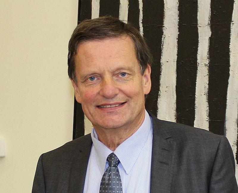 Stainars Egils Hāgens, Norvēģijas vēstnieks Latvijā
